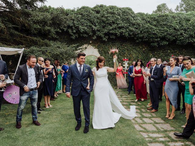 La boda de Alvaro y Suana en Huermeces, Burgos 62