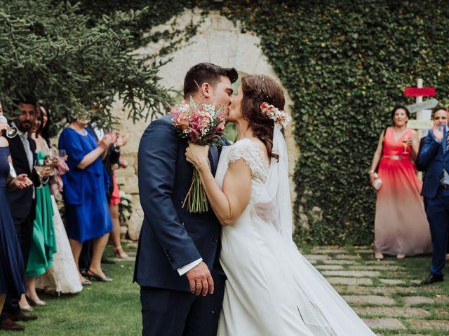 La boda de Alvaro y Suana en Huermeces, Burgos 63