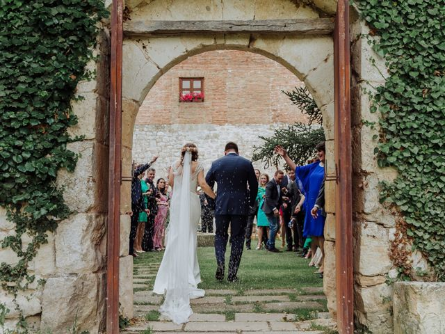 La boda de Alvaro y Suana en Huermeces, Burgos 64