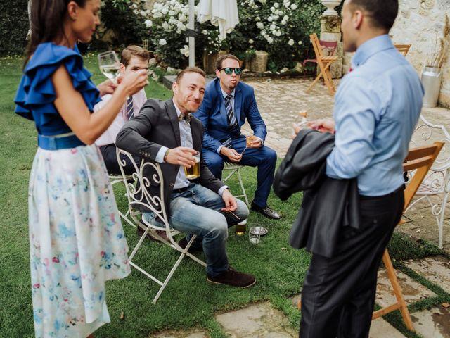 La boda de Alvaro y Suana en Huermeces, Burgos 66