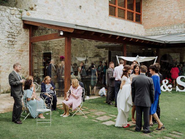 La boda de Alvaro y Suana en Huermeces, Burgos 70