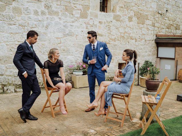 La boda de Alvaro y Suana en Huermeces, Burgos 71