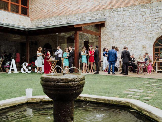 La boda de Alvaro y Suana en Huermeces, Burgos 72