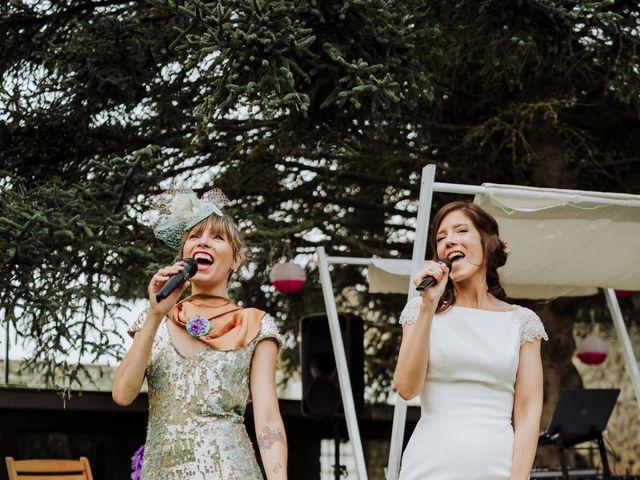 La boda de Alvaro y Suana en Huermeces, Burgos 76