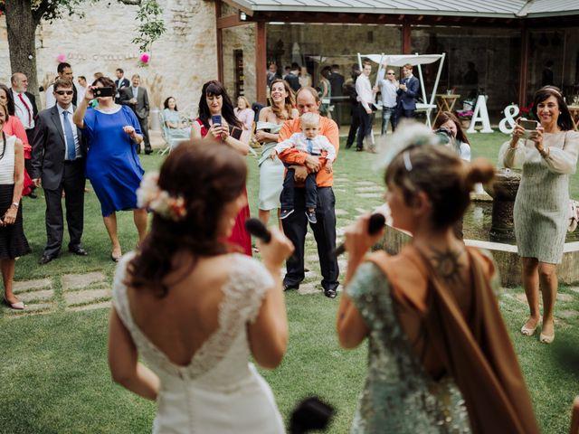 La boda de Alvaro y Suana en Huermeces, Burgos 77
