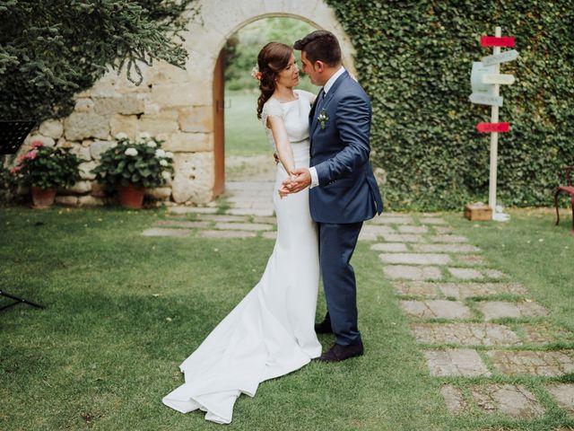 La boda de Alvaro y Suana en Huermeces, Burgos 78
