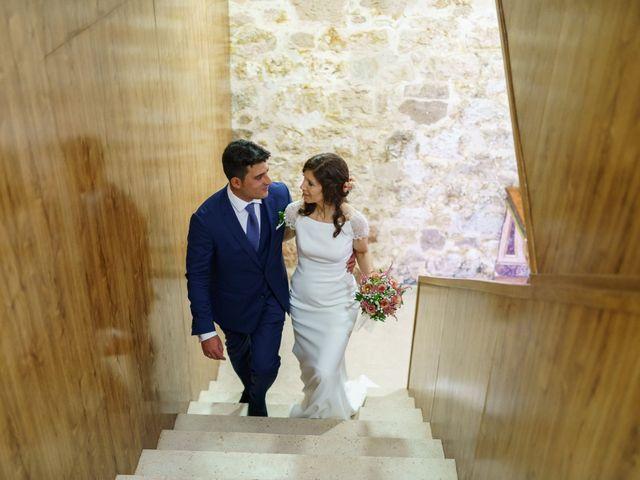 La boda de Alvaro y Suana en Huermeces, Burgos 82
