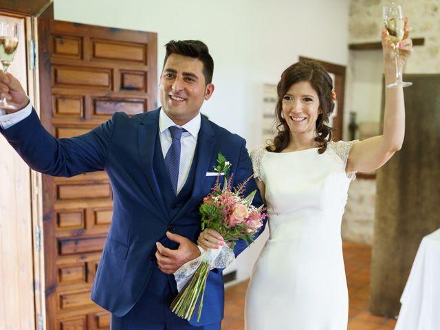 La boda de Alvaro y Suana en Huermeces, Burgos 83
