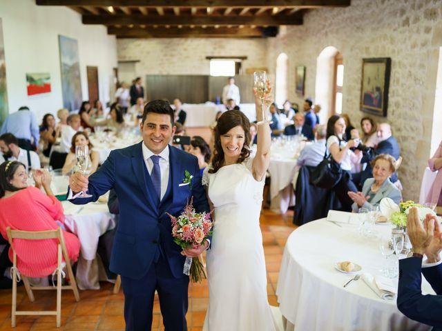 La boda de Alvaro y Suana en Huermeces, Burgos 86