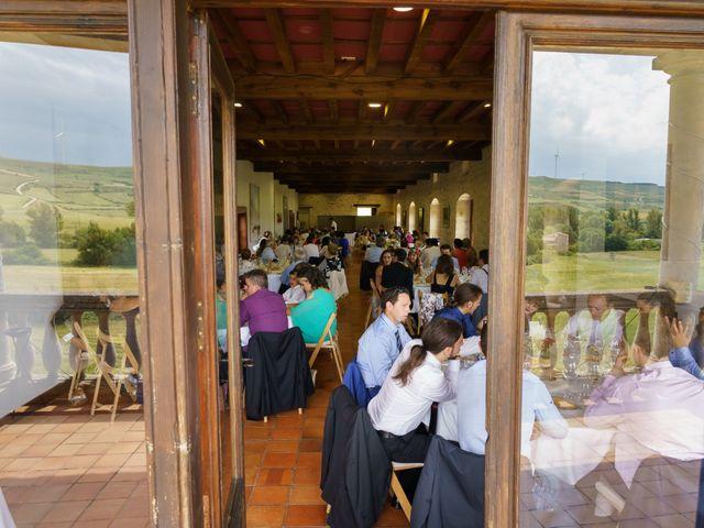 La boda de Alvaro y Suana en Huermeces, Burgos 87