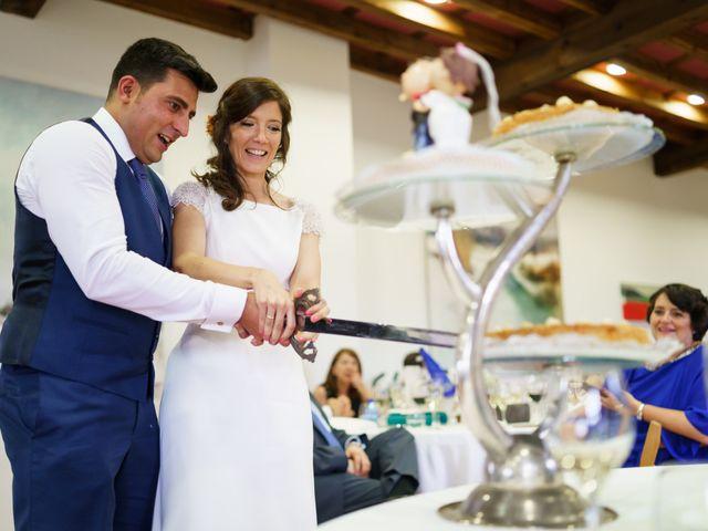 La boda de Alvaro y Suana en Huermeces, Burgos 88