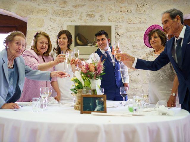 La boda de Alvaro y Suana en Huermeces, Burgos 89