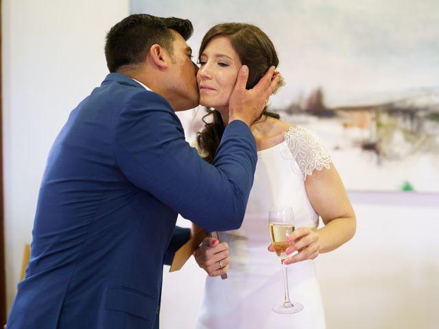 La boda de Alvaro y Suana en Huermeces, Burgos 90