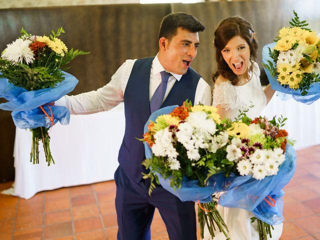 La boda de Alvaro y Suana en Huermeces, Burgos 92