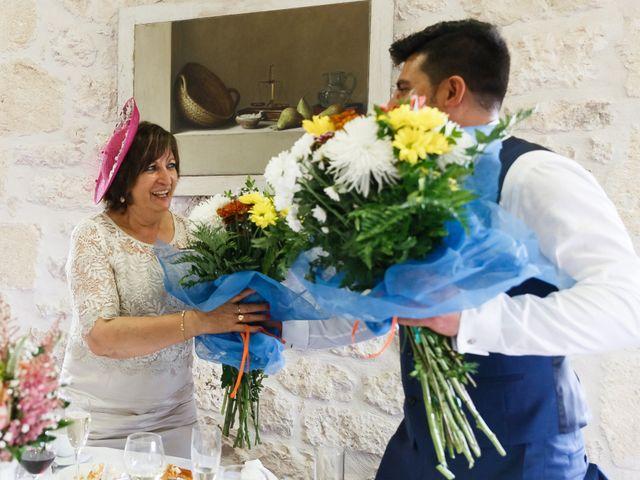 La boda de Alvaro y Suana en Huermeces, Burgos 95