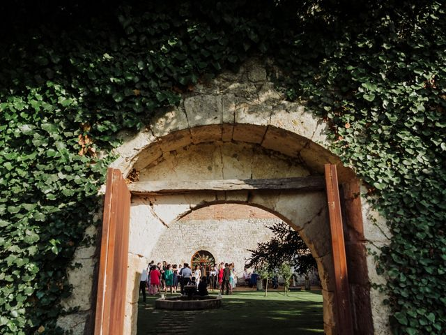 La boda de Alvaro y Suana en Huermeces, Burgos 100