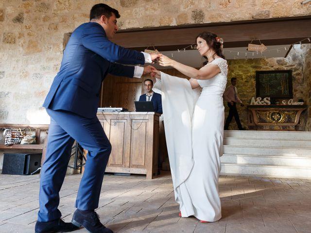 La boda de Alvaro y Suana en Huermeces, Burgos 109