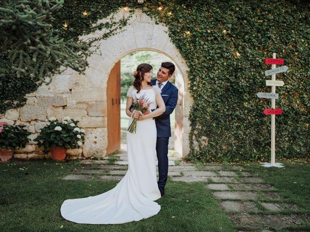 La boda de Alvaro y Suana en Huermeces, Burgos 111