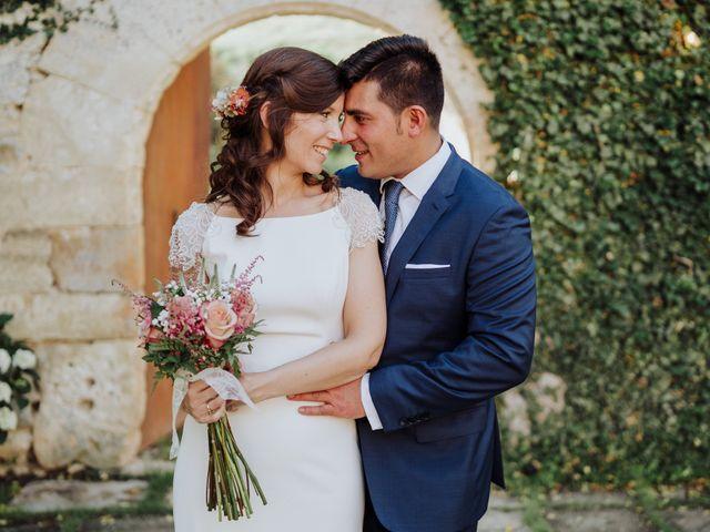 La boda de Alvaro y Suana en Huermeces, Burgos 112