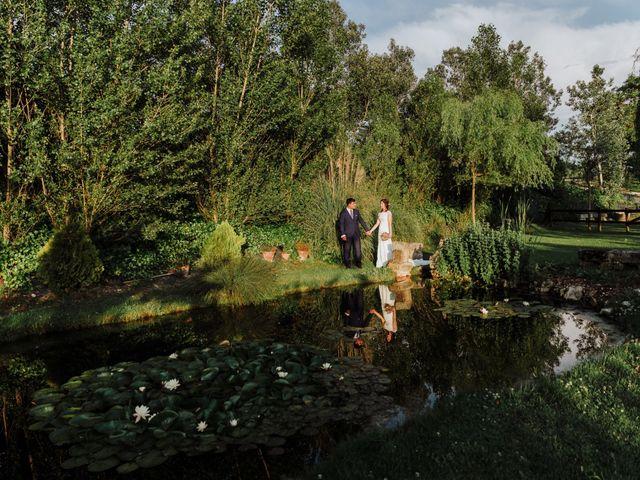 La boda de Alvaro y Suana en Huermeces, Burgos 123