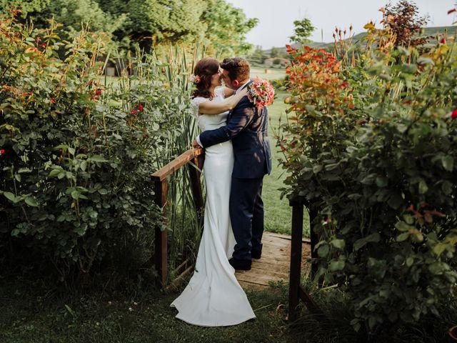 La boda de Alvaro y Suana en Huermeces, Burgos 125