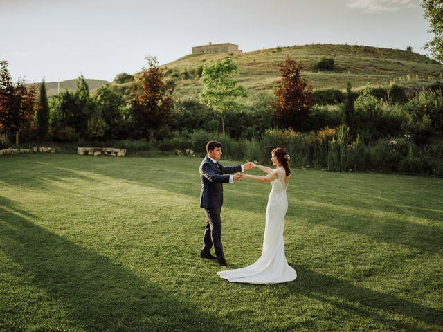 La boda de Alvaro y Suana en Huermeces, Burgos 133
