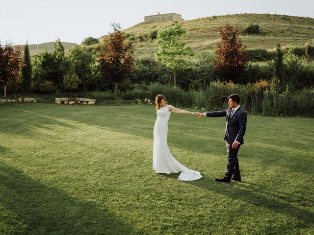 La boda de Alvaro y Suana en Huermeces, Burgos 134