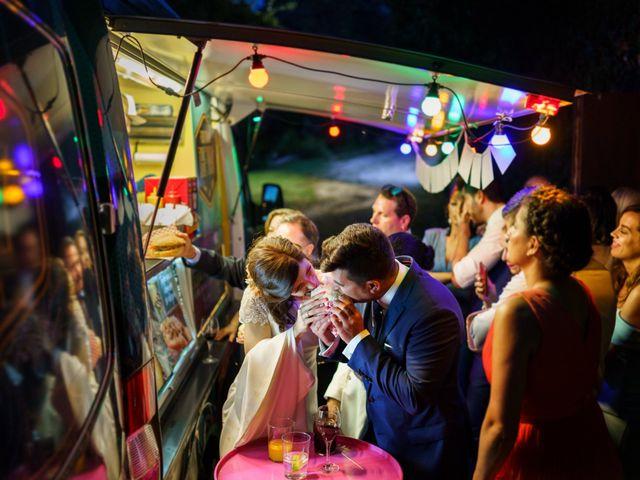 La boda de Alvaro y Suana en Huermeces, Burgos 142