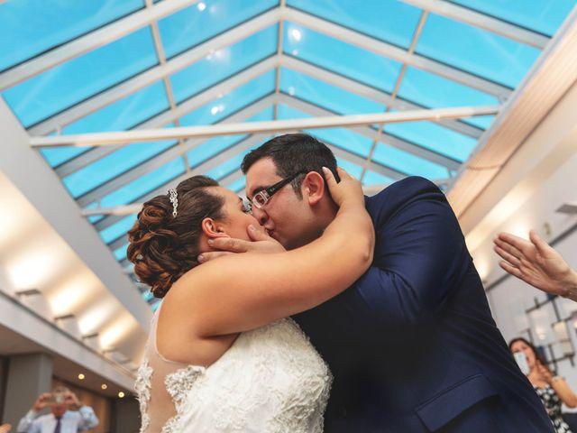 La boda de Gloria y ALberto