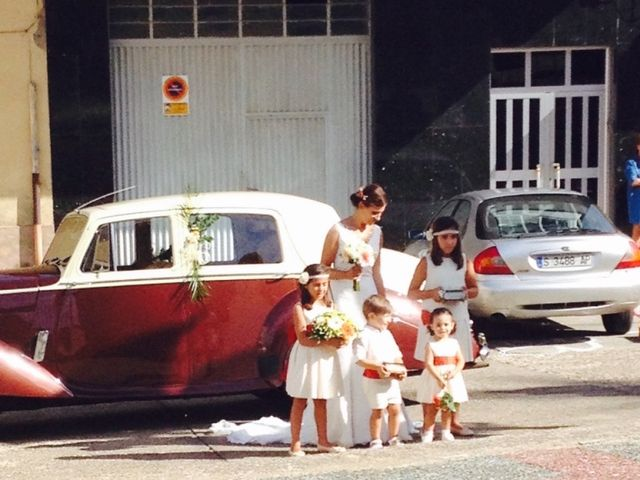 La boda de Fran y Mony en La Bañeza, León 3