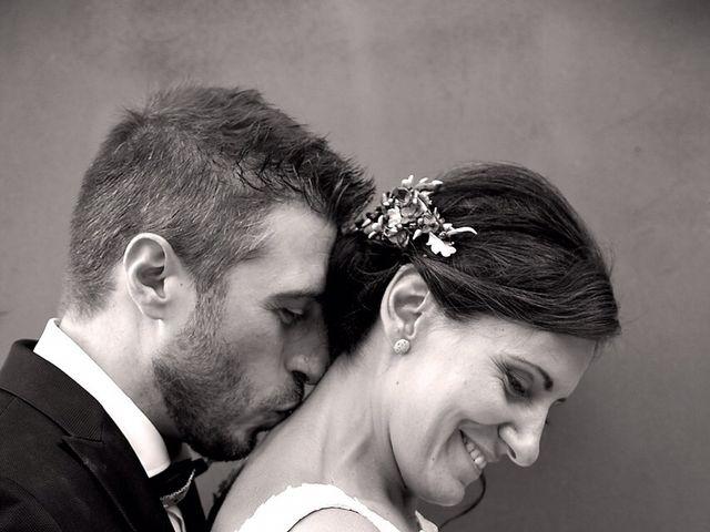 La boda de Fran y Mony en La Bañeza, León 5