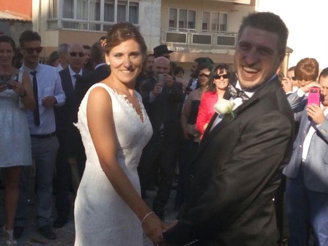 La boda de Fran y Mony en La Bañeza, León 2