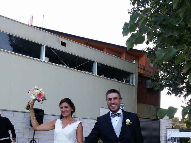 La boda de Fran y Mony en La Bañeza, León 6