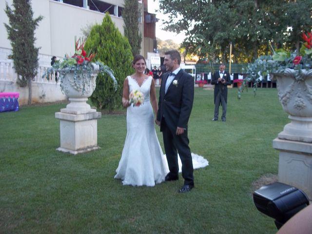 La boda de Fran y Mony en La Bañeza, León 7