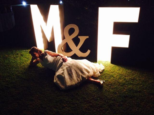 La boda de Fran y Mony en La Bañeza, León 9