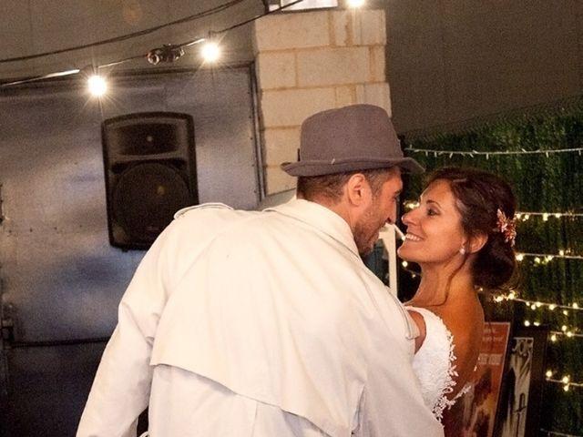 La boda de Fran y Mony en La Bañeza, León 10