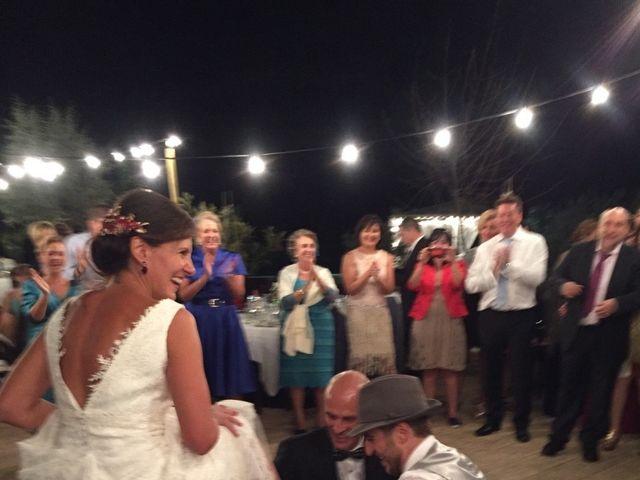 La boda de Fran y Mony en La Bañeza, León 11
