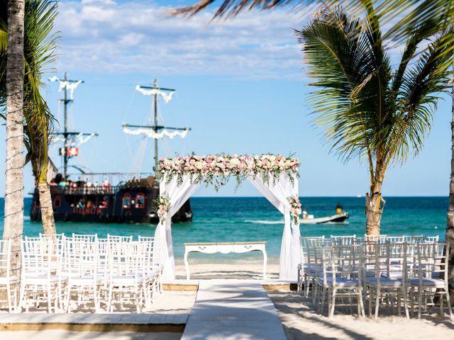 La boda de Joseph y Savis en Costa, Las Palmas 22