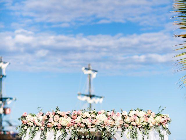 La boda de Joseph y Savis en Costa, Las Palmas 23