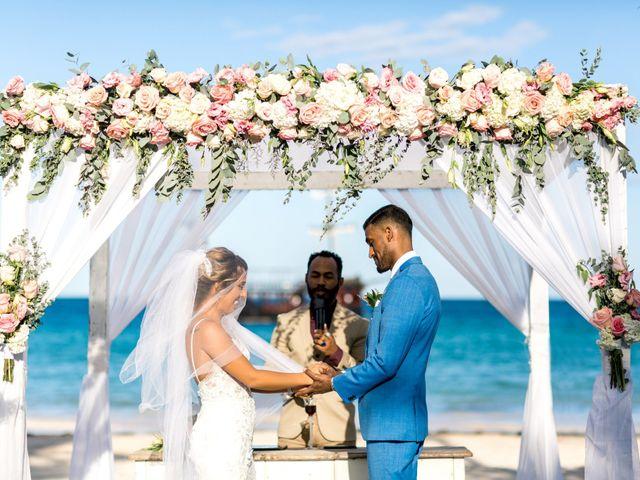 La boda de Joseph y Savis en Costa, Las Palmas 25