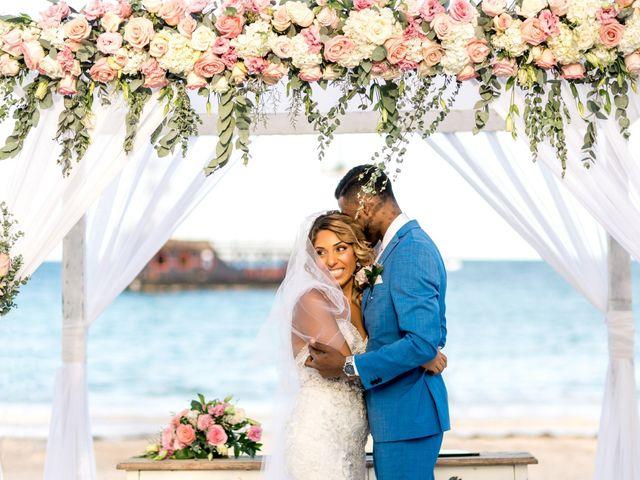 La boda de Joseph y Savis en Costa, Las Palmas 28