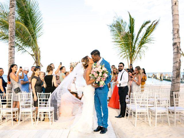 La boda de Joseph y Savis en Costa, Las Palmas 30
