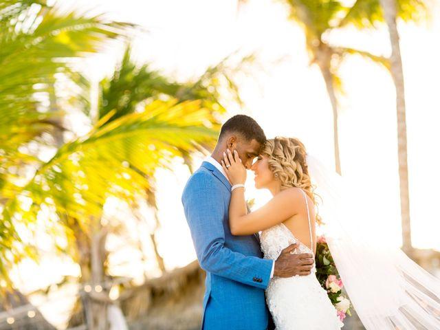 La boda de Joseph y Savis en Costa, Las Palmas 34