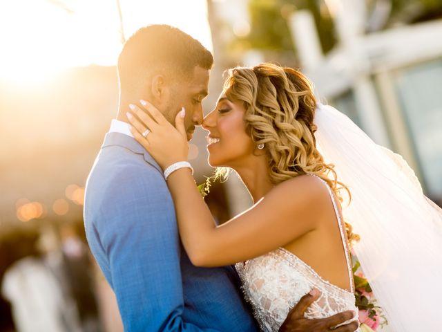 La boda de Joseph y Savis en Costa, Las Palmas 35