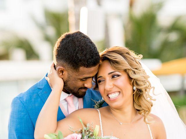 La boda de Joseph y Savis en Costa, Las Palmas 37