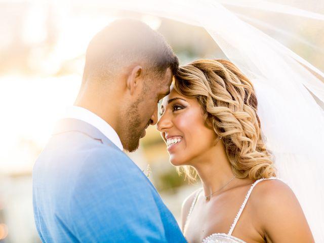 La boda de Joseph y Savis en Costa, Las Palmas 39