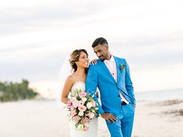 La boda de Joseph y Savis en Costa, Las Palmas 2