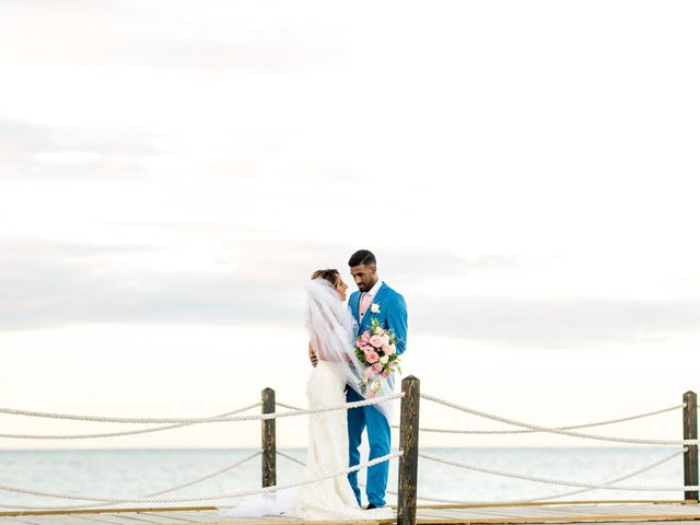 La boda de Joseph y Savis en Costa, Las Palmas 44