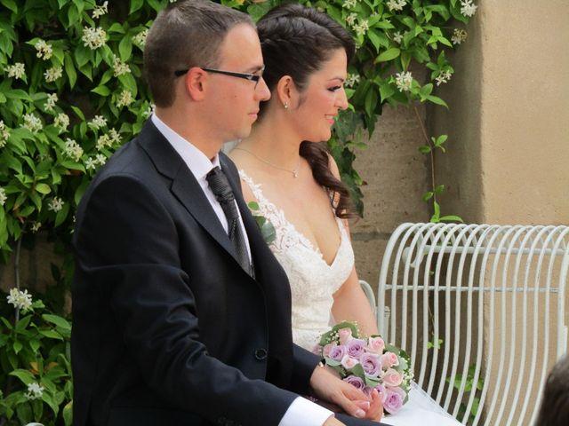 La boda de Saul   y Rocio   en Pedrola, Zaragoza 3