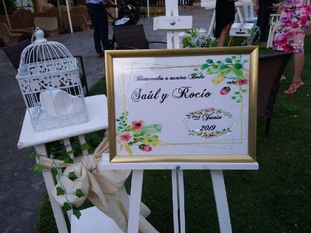 La boda de Saul   y Rocio   en Pedrola, Zaragoza 1